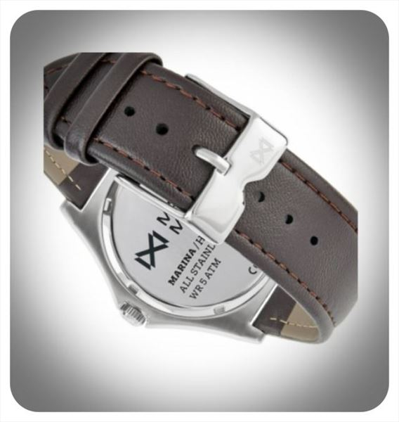 Reloj Mark Maddox correa marron (1)