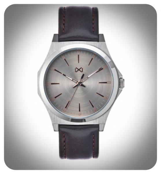 Reloj Mark Maddox correa marron