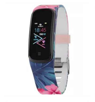 SmartWatch Marea rectangular flores Hawai